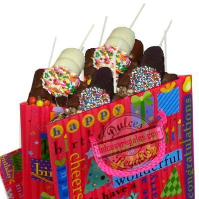 Helena Chocolatier | Chocolates, Tejas y Chocotejas | Dulce sorpresa 3 - Cod:AMC10