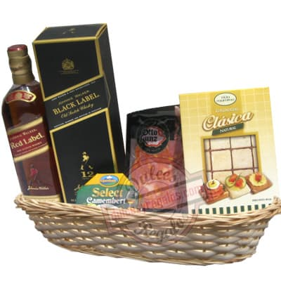 Cervezas, Vinos y Licores - Licores - Whisky Johnnie Walker | Especial Walker Licores - Cod:ANN16