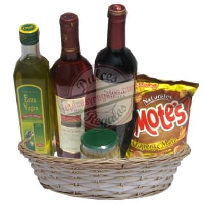 Canasta Vinos | Vinos Delivery Lima - Cod:ANN18