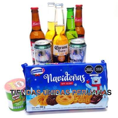 Cervezas Navideñas Delivery - Cod:ANN21