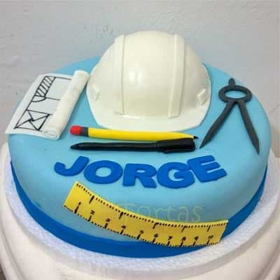 Torta Arquitecto - Cod:ARQ04