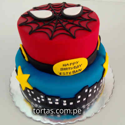 Trota SpiderMan  - Cod:AVC03
