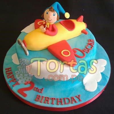 Torta Aviones Disney | Torta Aviones - Cod:AVN11