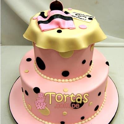 Tortas de Bebes | Torta Bebito recien nacido - Cod:BBT07