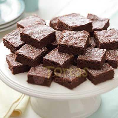 Bocaditos Dulces | Dulces y Bocaditos | Mini Brownies x 50 - Cod:BDT07