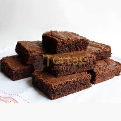 Bocaditos Dulces | Dulces y Bocaditos | Mini Brownies x 100 - Cod:BDT08
