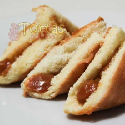 Bocaditos Dulces | Dulces y Bocaditos | Pañuelitos de Manjar x 50 - Cod:BDT33