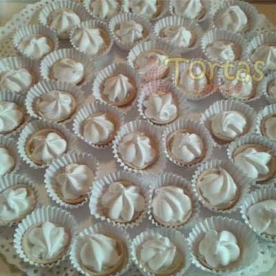 Bocaditos Dulces | Dulces y Bocaditos | Pye de Limón x 100 - Cod:BDT40