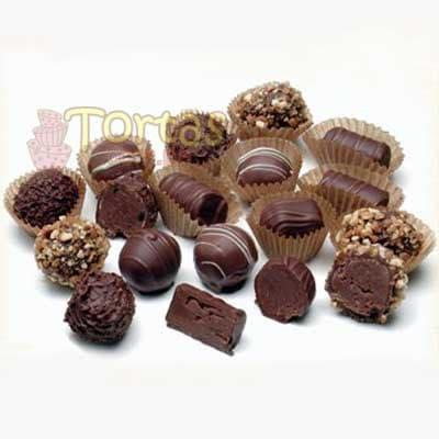 Bocaditos Dulces | Dulces y Bocaditos | Trufas x 100 - Cod:BDT50