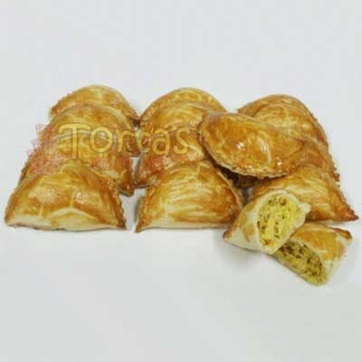 Bocaditos Salados Lima | Empanaditas de Aji de Gallina x 100 - Cod:BDU02