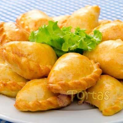 Bocaditos Salados | Bocaditos Dulces y Salados | Empanaditas de Carne x 100 - Cod:BDU04