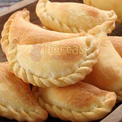 Empanaditas de Jamón y queso x 100 - Cod:BDU06