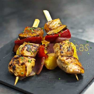 Brochetas de pollo x 50 | Brochetas Delivery - Whatsapp: 980-660044