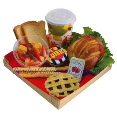 Desayunos Artesanales - Cod:AMB12