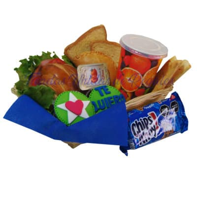 Desayunos Tematicos a Domicilio - Cod:AMB11