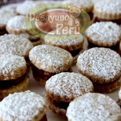 Alfajores Delivery | 50 alfajores especiales - Whatsapp: 980-660044