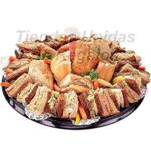 Coffee Break Vegetariano | |35 sandwichs vegetarianos - Whatsapp: 980-660044