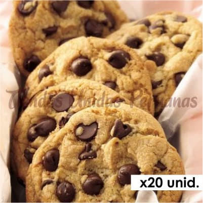 Coffee Break | Galletas Premium x 20 - Cod:BIP03