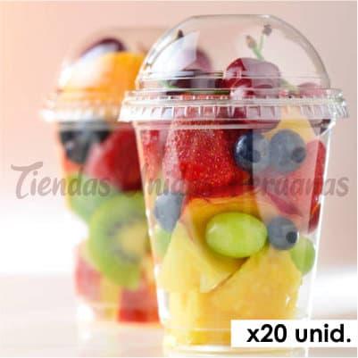 Ensaladas de Fruta- Whatsapp: 980-660044