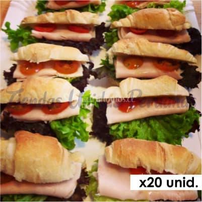 Sandwichs grandes x 20 - Whatsapp: 980-660044