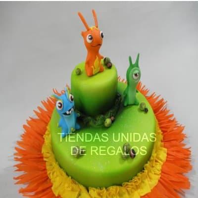 Tortas Infantiles para niños | Torta Bajo Terra | torta tematica Bajoterra - Whatsapp: 980-660044