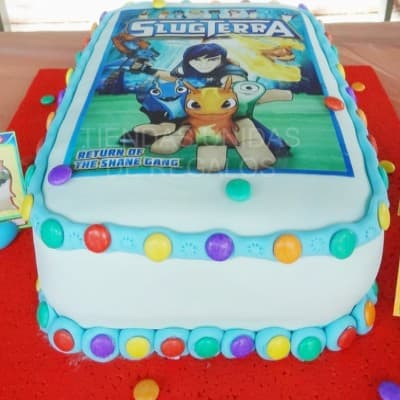 Tortas Infantiles para niños | Torta Bajo Terra | torta tematica bajoterra - Cod:BJT06