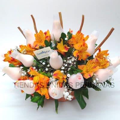 Rosas Delivery | Arreglos Florales Lima Peru - Cod:CCZ05