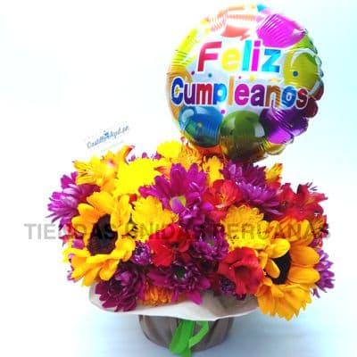 Arreglos florales Delivery Peru | Flores Lima - Cod:CCZ12