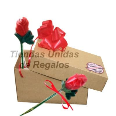 Caja de chocolates 02 - Codigo:CHJ02 - Whatsapp: 980-660044.