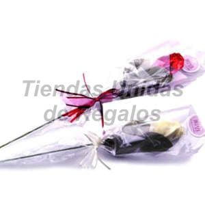 Flores de chocolates Delivery - Cod:CHF03