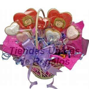 Flores de chocolates 13 - Cod:CHF13