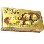 Delivery de Chocolates Para Regalar | Chocolate Ferrero Rocher - Cod:CHN03