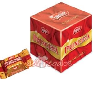 Delivery de Chocolates Para Regalar | Caja Princesas - Cod:CHN11