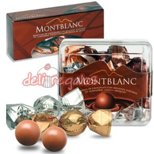 Delivery de Chocolates Para Regalar | Chocolate MontBlank - Cod:CHN13