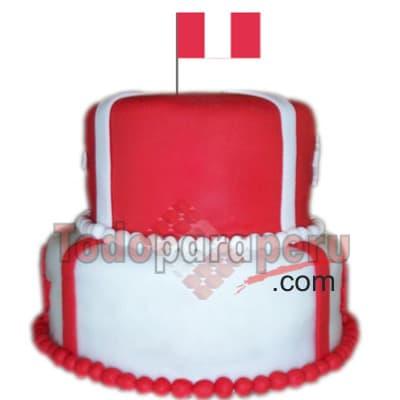 Torta de galleta peruana | Torta Peru | Tortas por Fiestas patrias Peru - Whatsapp: 980-660044