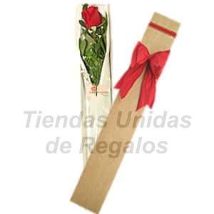 Cajas de Rosas Rojas Para Enamorar | Florería | de Rosas 17 - Cod:CJS17