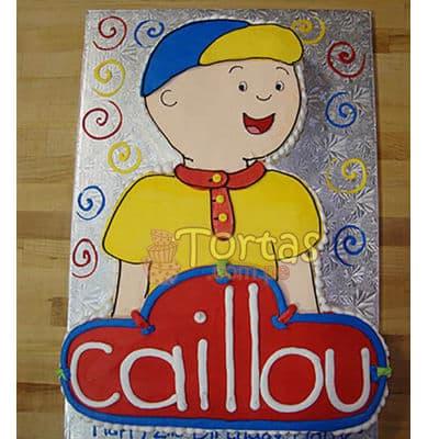 Torta Caillou rectangular - Cod:CLL12
