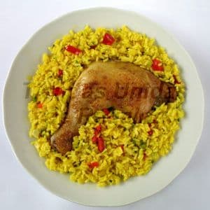 Arroz con Pollo x 1 - Cod:CMD05