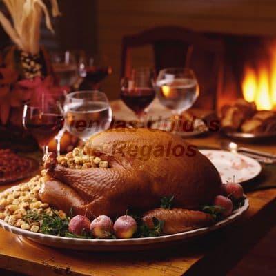 Cena Navideña para 6 personas - Cod:CNC01