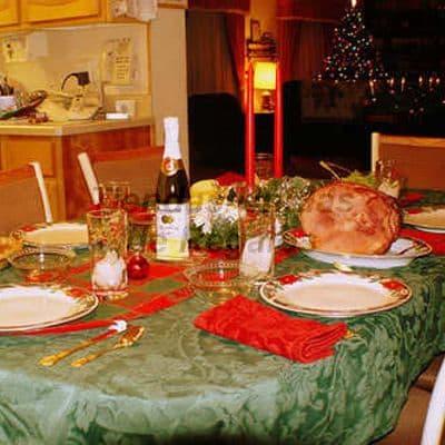 Cena de Navidad para 4 personas - Cod:CNC02