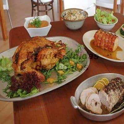 Cena de Navidad 8 personas - Cod:CNC03