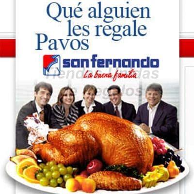 Cena de Navidad a Domicilio | Pavo Especial 7 Kilos - Cod:CNC05