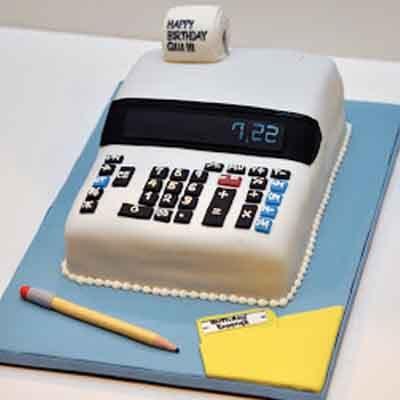 Torta Proyectista | Torta de Contador Accounter Cake - Cod:CND07