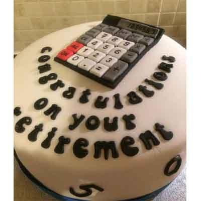 Torta para gerente | Torta de Contador Accounter Cake - Cod:CND08
