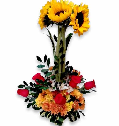 Flores para Inaguraciones - Cod:CPT02
