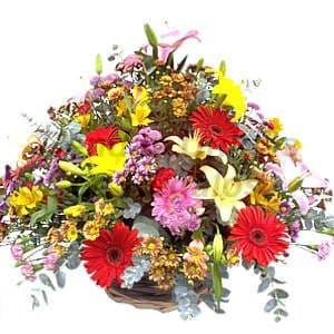 Arreglo Floral para Empresa | Delivery de Flores | Flores a Domicilio | Florerias - Cod:CPT04