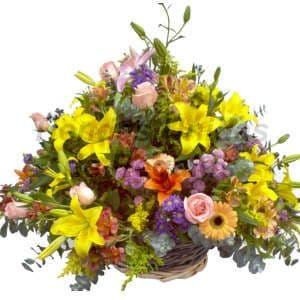 Florerias Peru Arreglos florales para Eventos Empresariales | Arreglo Floral para Inaguraiones - Cod:CPT05