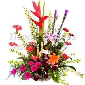 Flores eventos Peru, arreglos florales para eventos | Arreglos para Empresas - Cod:CPT08