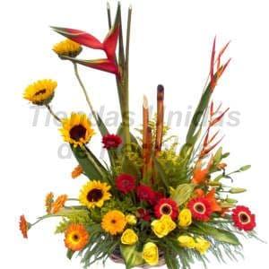 La Floristeria | Ofertas del Mes | Delivery de Arreglos Florales | Corporativo 09 - Cod:CPT09