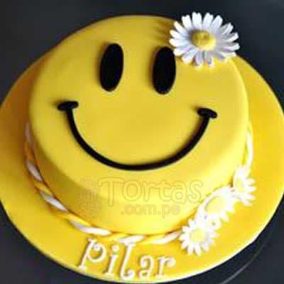 Torta para cumpleaños - Cod:CUM02